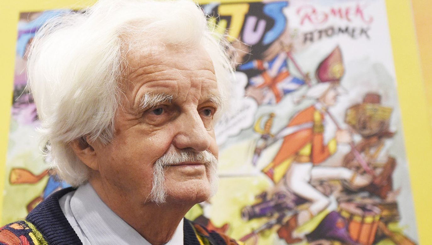 Henryk Chmielewski (fot. arch.PAP/Radek Pietruszka)