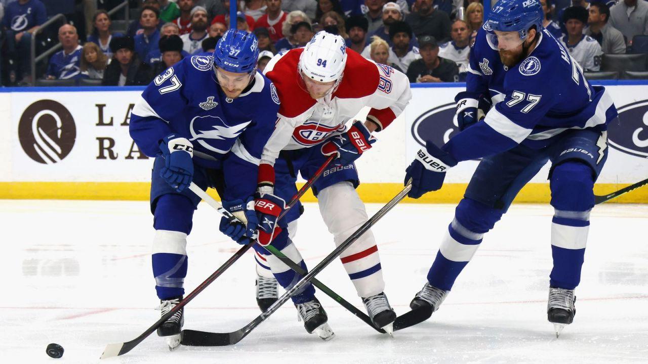 NHL. Finał ay Lightning – Montreal Canadiens na żywo [transmisja online meczu live stream, 03.07.2021] (sport.tvp.pl)