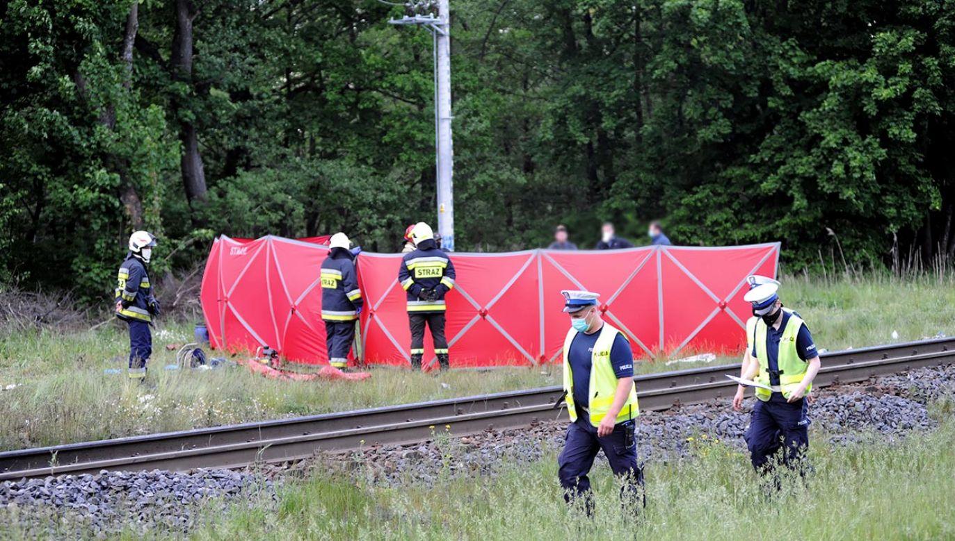 Podczas sekcji nie udało się ustalić bezpośredniej przyczyny śmierci mężczyzny (fot. PAP/Marcin Bielecki)