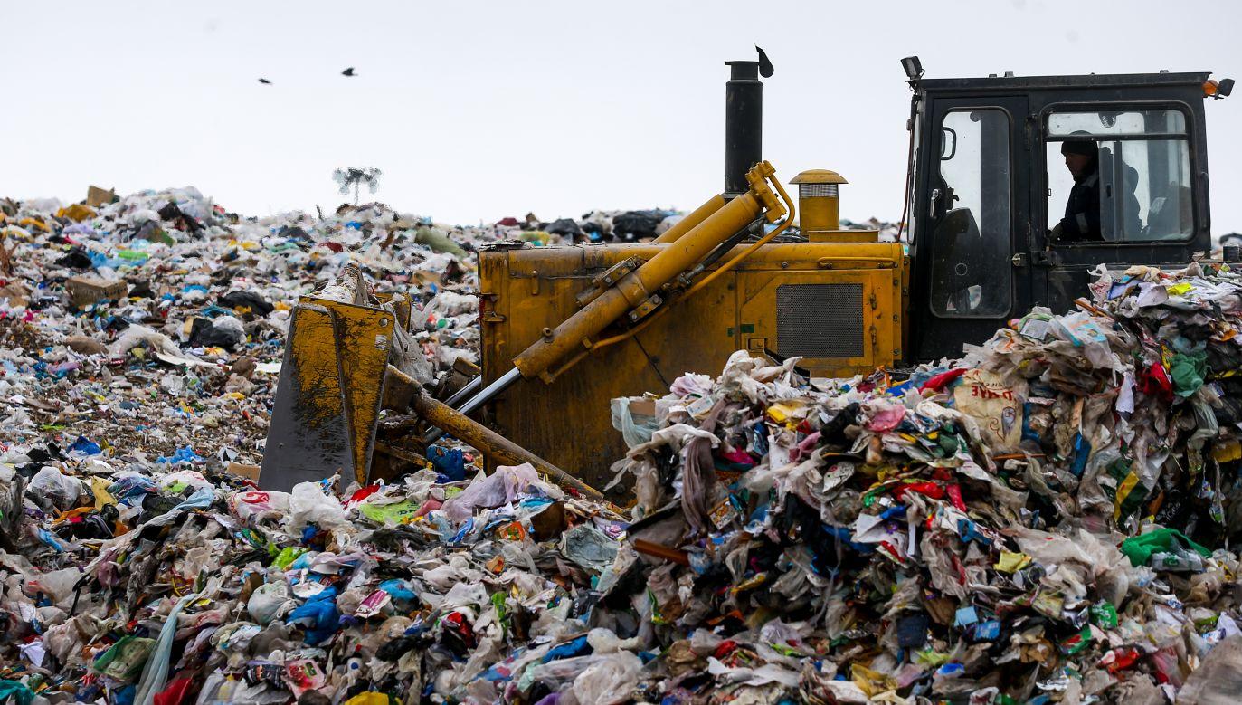 Według bułgarskich mediów porozumienie na import śmieci z Rzymu przewiduje ich wwóz do Bułgarii od stycznia 2020 roku i na razie ma potrwać rok (fot. Yegor Aleyev\TASS via Getty Images)