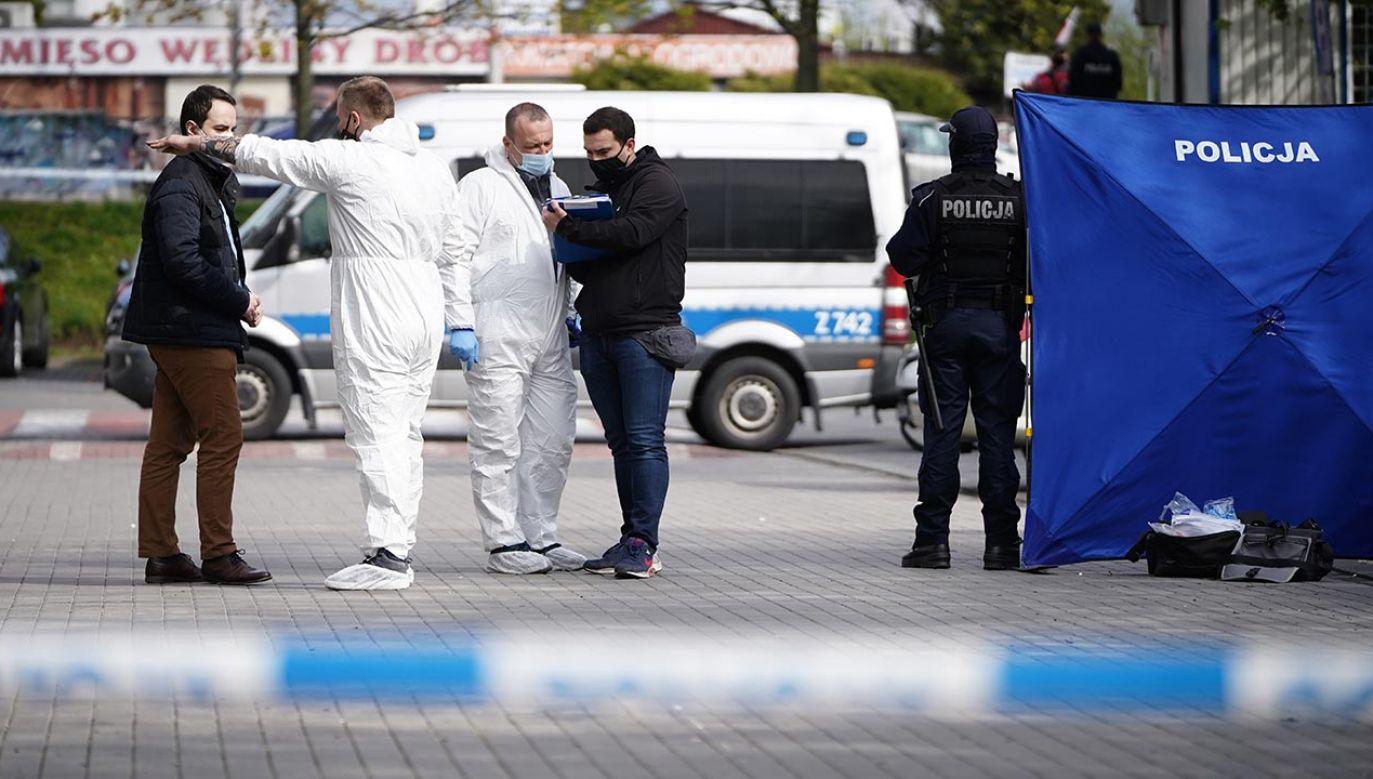 Biegli stwierdzili prawdopodobną przyczyną zgonu mężczyzny (fot. Forum/Mateusz Wlodarczyk)