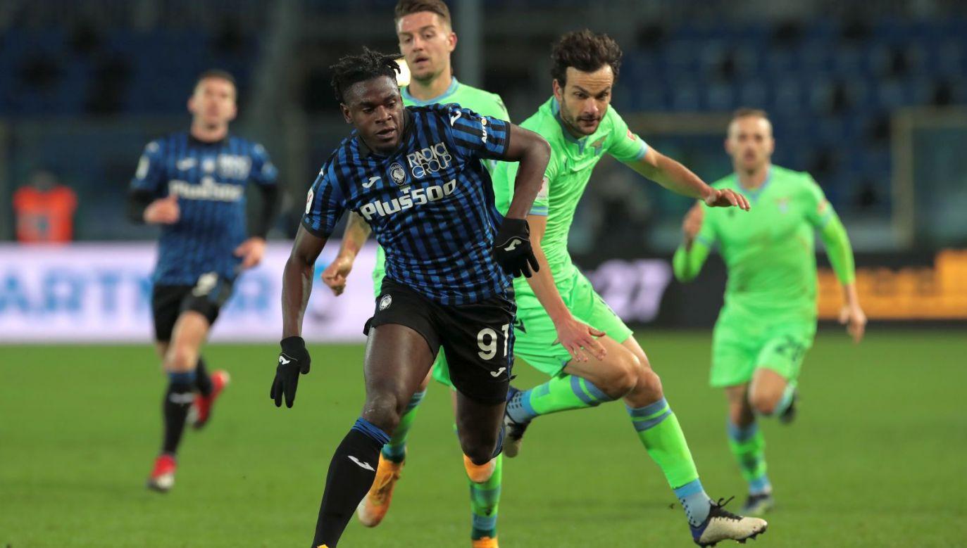 Puchar Włoch, 1/4 finału: Atalanta – Lazio [SKRÓT] (fot. Getty Images)