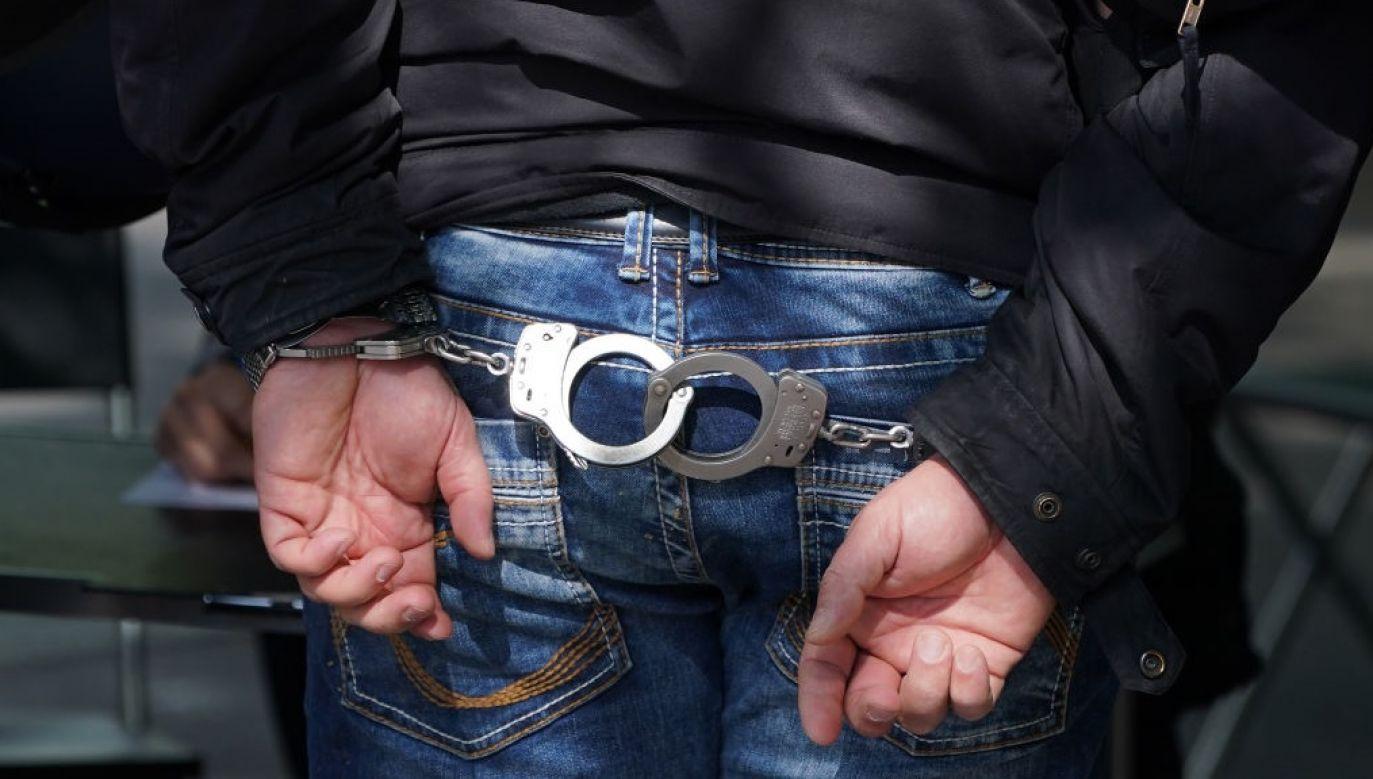 Sąd uznał, że zmiana miejsca pobytu w celu uniknięcia kary jest w przypadku zatrzymanego wysoce prawdopodobna (fot. Sean/Gallup GettyImages)