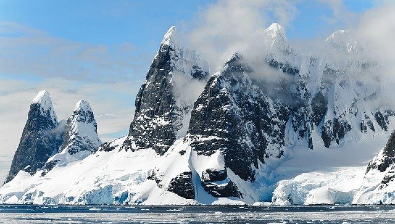 Lodowce na Grenlandii z roku na rok kurczą się o 500 gigaton (fot. girlart39/pixabay)