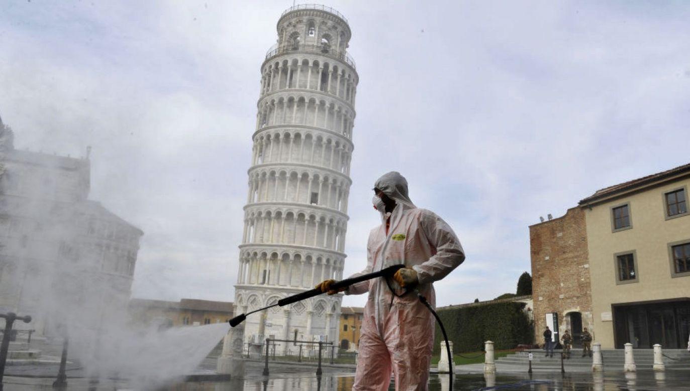 We Włoszech istnieje realne ryzyko napięć społecznych na jesieni – ostrzega tamtejsze MSW (fot. Laura Lezza/Getty Images)