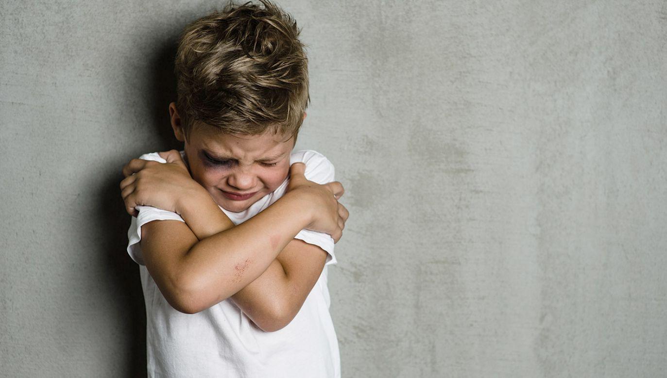 Ojcu chłopca grozi dożywocie (fot. Shutterstock/Ermolaev Alexander)