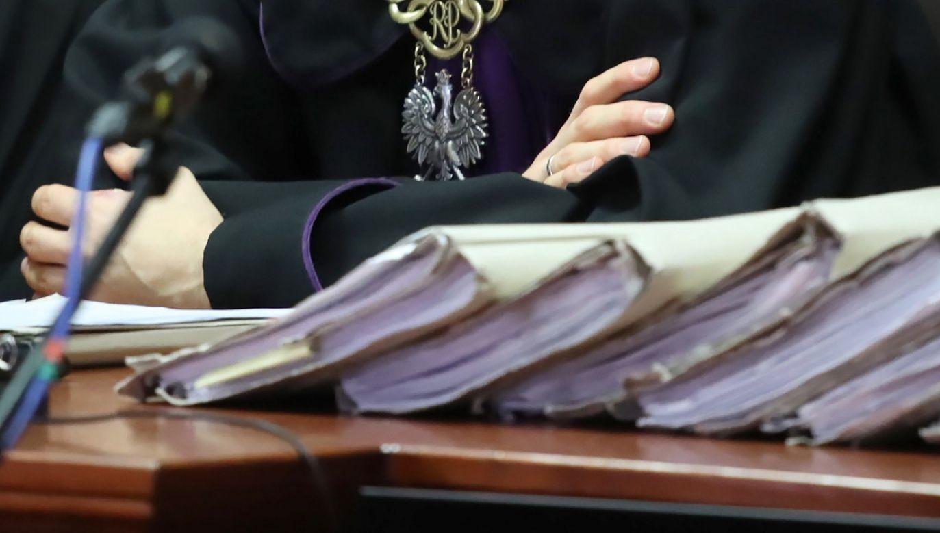 Wyrok nie jest prawomocny (fot. PAP/Tomasz Gzell)