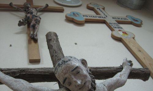 Chrystus na krzyżu (fot. Krzysztof Ziemiec)