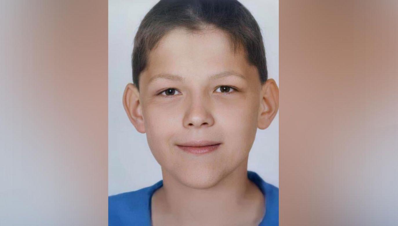 Poszukiwania 13-latka (fot. Policja)