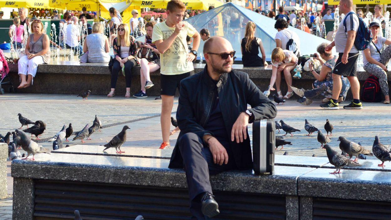Akcja serialu toczy się w Krakowie, mieście nostalgii i zadumy nad przeszłością (fot. Andrzej Świetlik)