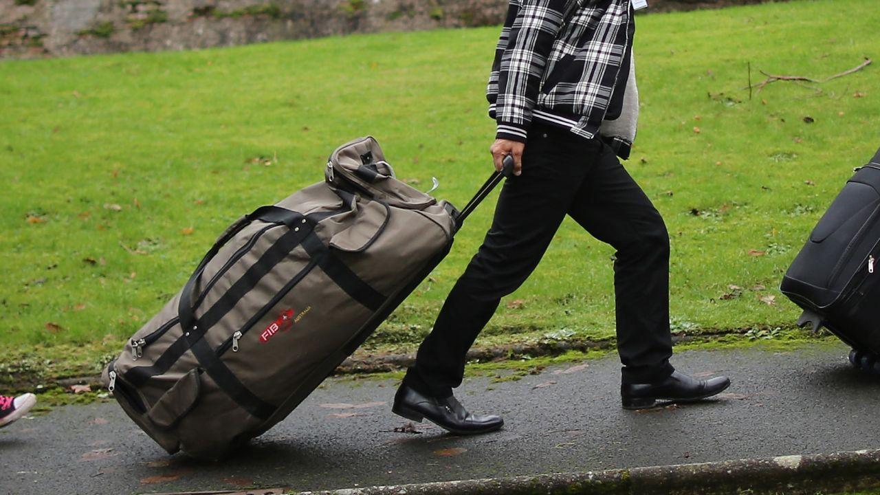 Ghazi A. zapewnia, że mimo wszystko chce znaleźć pracę (fot. Christopher Furlong / Staff / Getty)