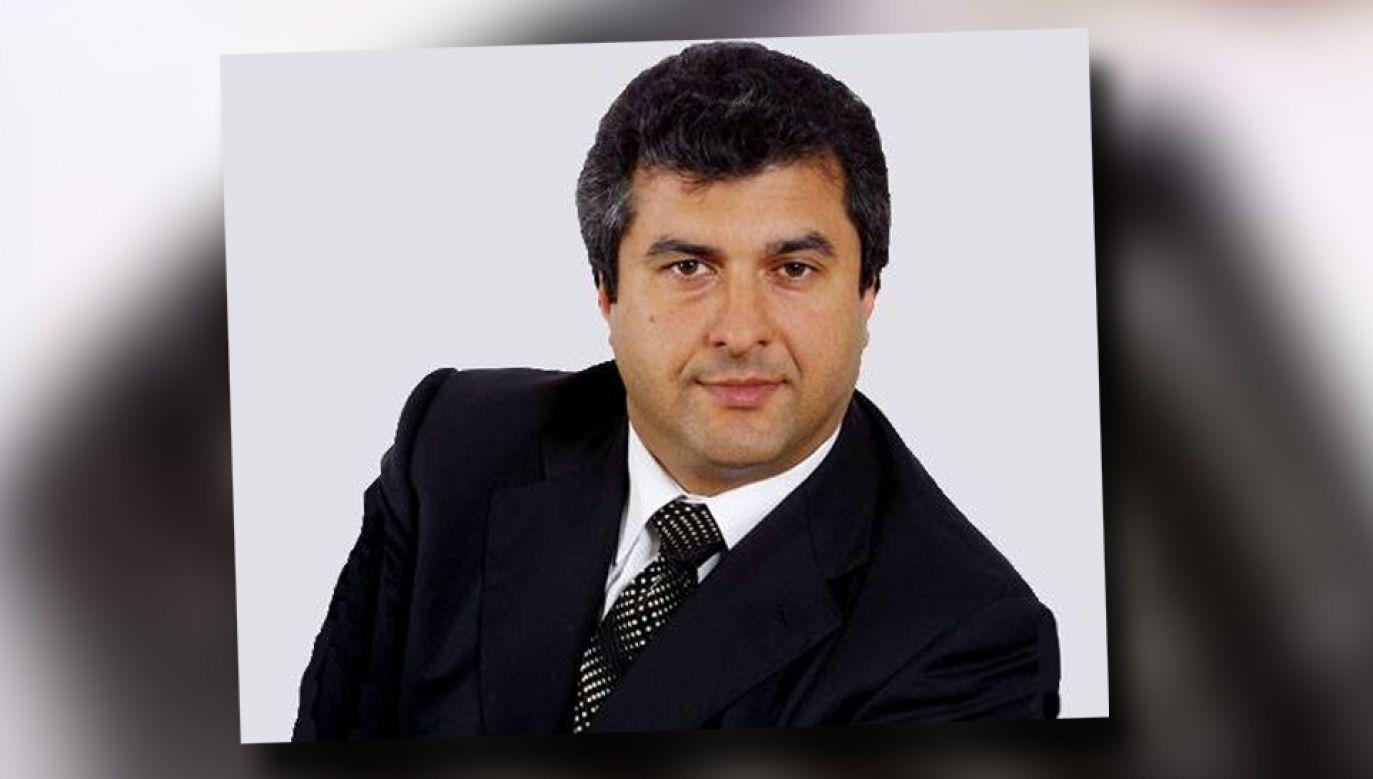Oleg Mkrtczian miał sprzeniewierzyć ponad miliard rubli (fot. FB/FC Banants)