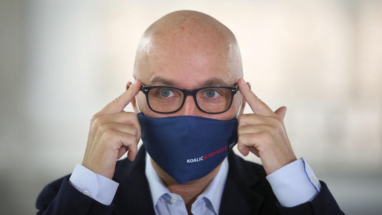 Poseł PO Robert Kropiwnicki (fot. PAP/Leszek Szymański)