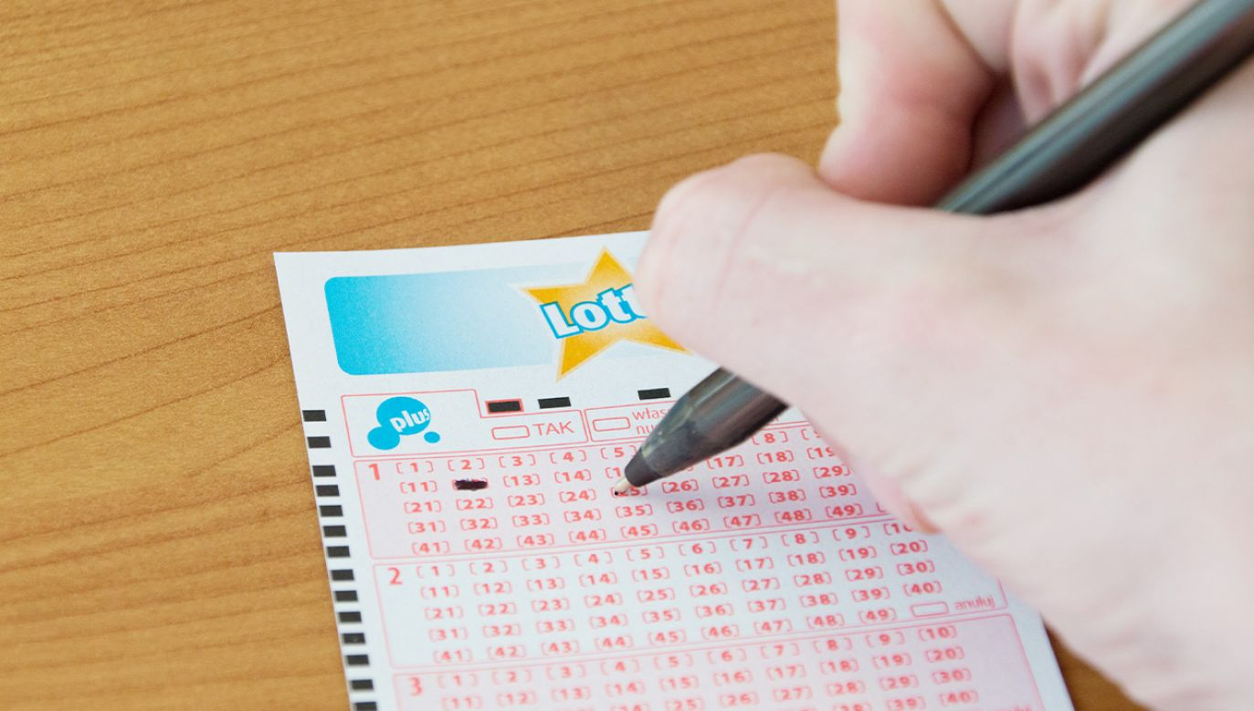 Wyniki losowania Lotto (fot. Shutterstock/Robson90)