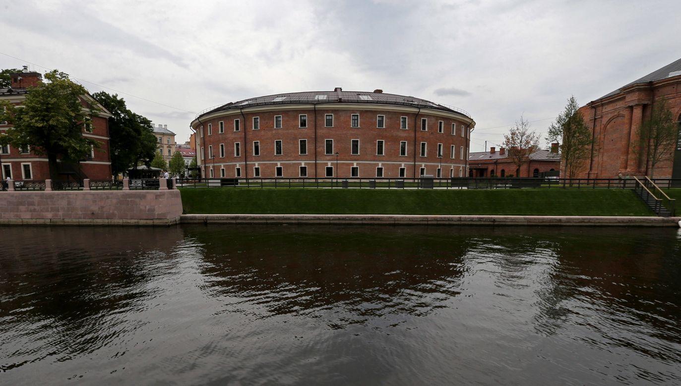 Rzeka Mojka (fot.PAP/ITAR/TASS)