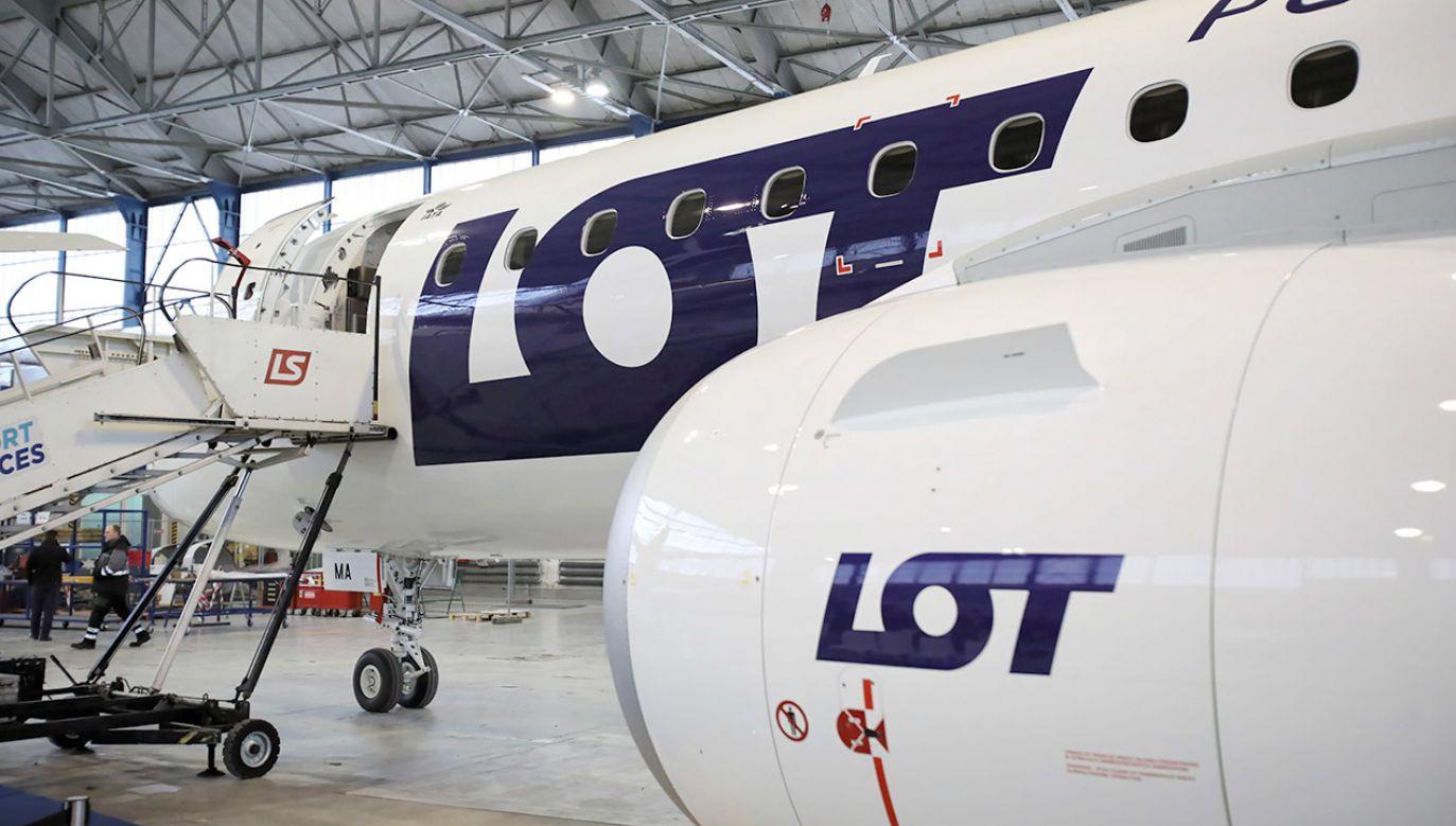 CPK zintegruje transport lotniczy, kolejowy i drogowy (fot. arch.PAP/Leszek Szymański)