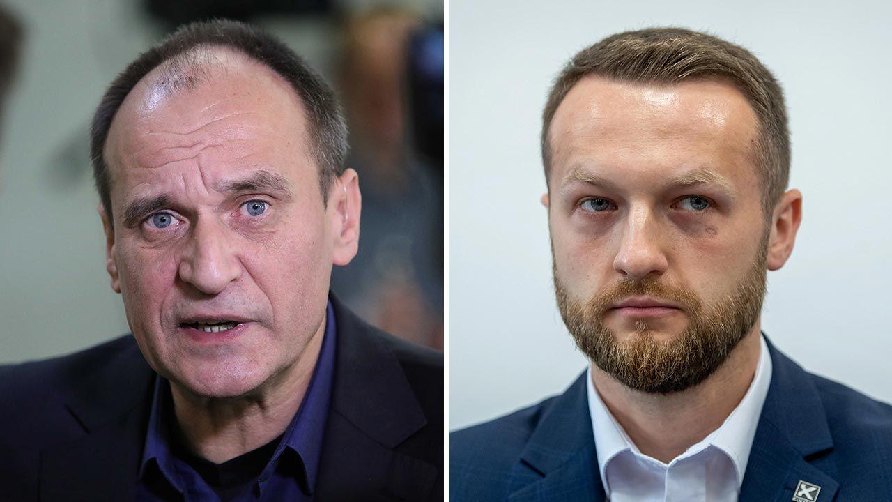 Paweł Kukiz i Paweł Szramka o współpracy z PSL (fot. PAP/Leszek Szymański, Tytus Żmijewski)