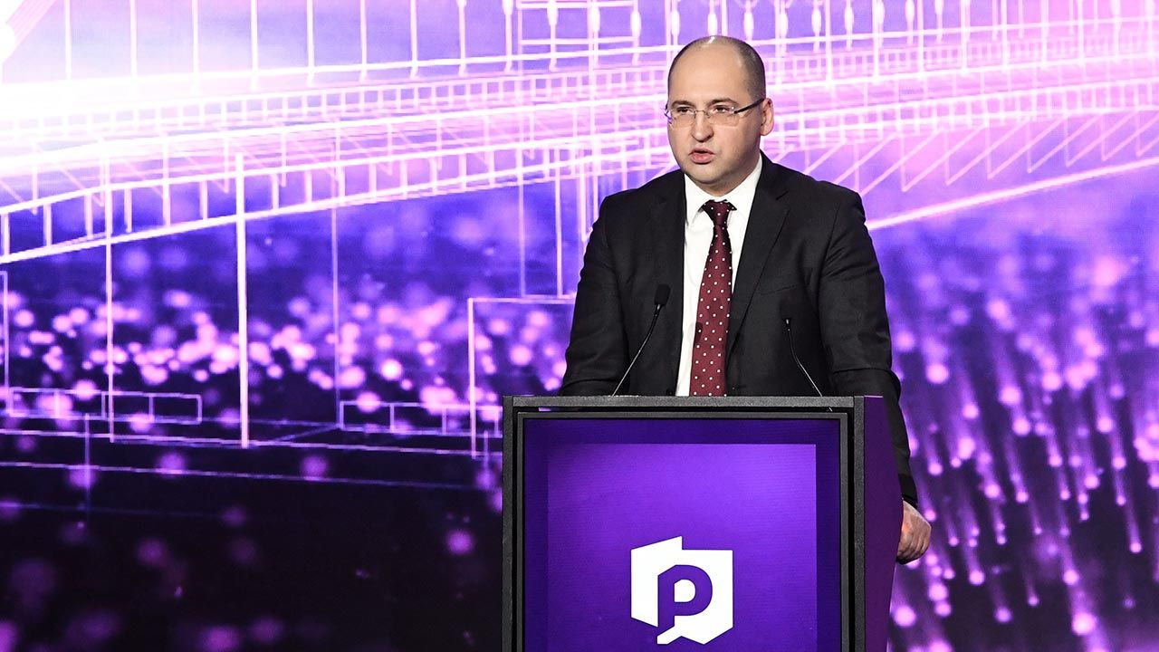 Mamy też poważne kłopoty natury finansowej – stwierdził Bielan (fot. PAP/Jacek Bednarczyk)
