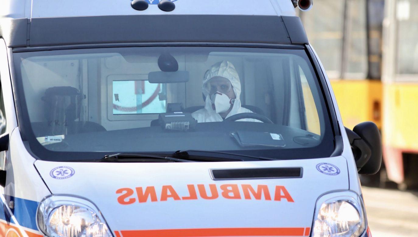 Liczba chorych na Covid-19 w piątek wzrosła o 68 osób (fot. PAP/Leszek Szymański)