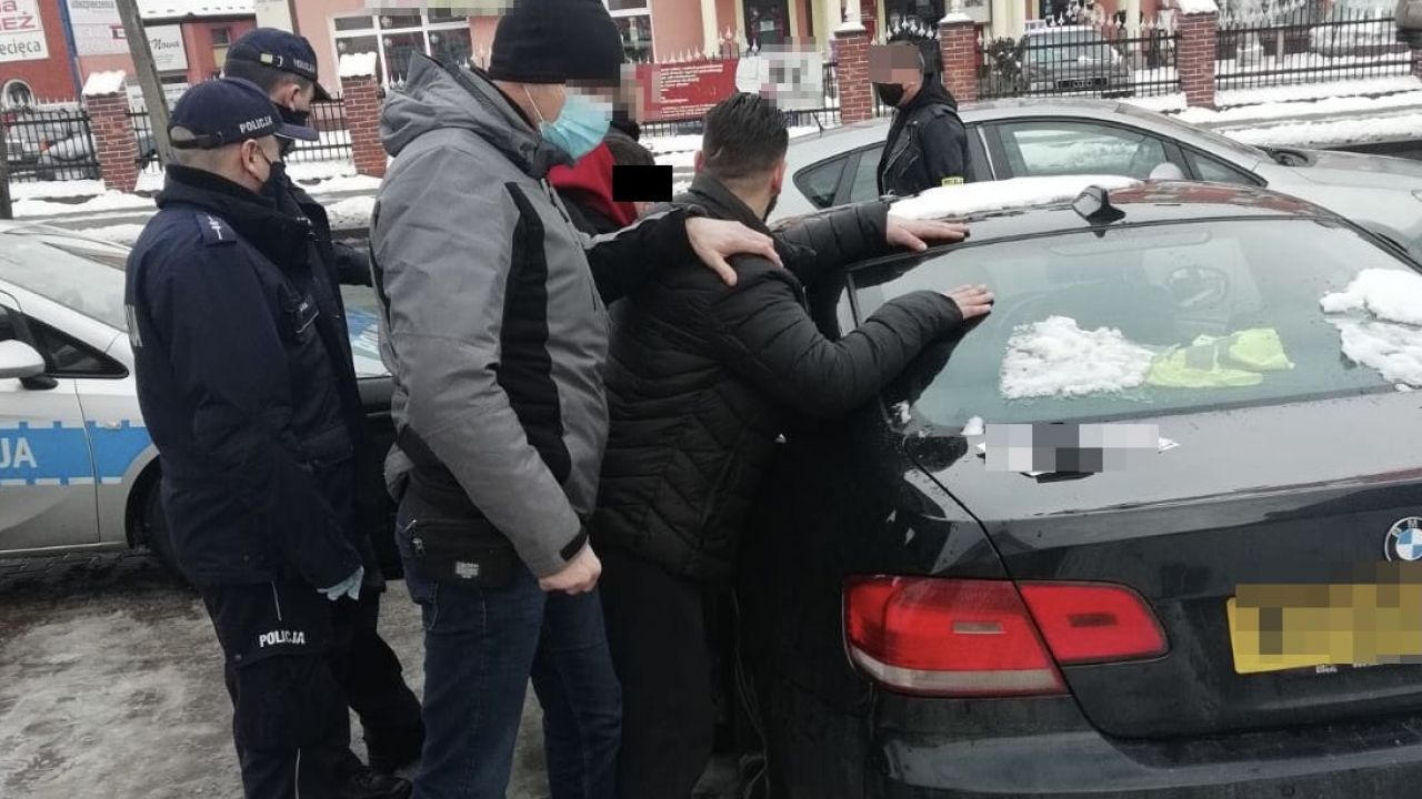 Policja określa sprawę jako rozwojową (fot. Policja lubelska)