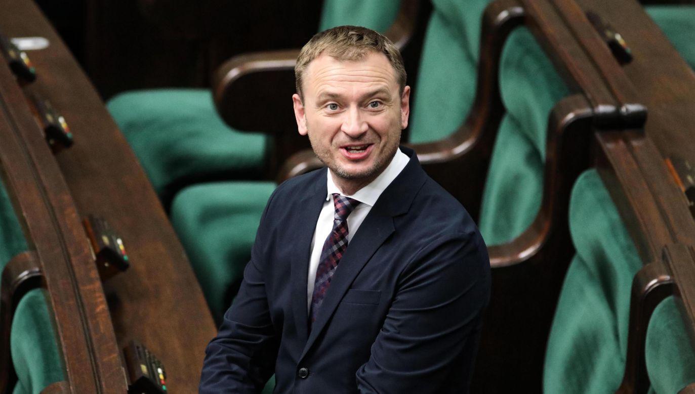 Sławomir Nitras ostro o sukcesach Chełma (fot. PAP/Leszek Szymański)