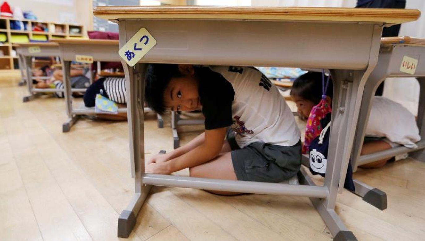 Trzęsienia ziemi są w Japonii dość częstym zjawiskiem (fot. REUTERS/Toru Hanai)