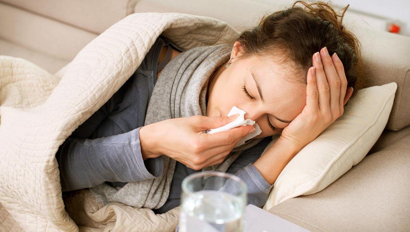 Przeciwko grypie sezonowej co roku stosowane są szczepienia (fot. Shutterstock/Subbotina Anna)