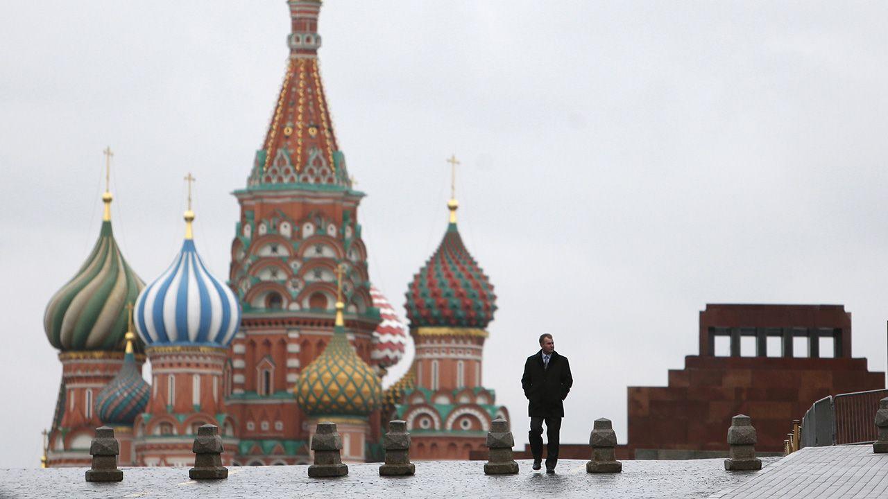 Plac Czerwony w Moskwie (fot. REUTERS/Maxim Shemetov)