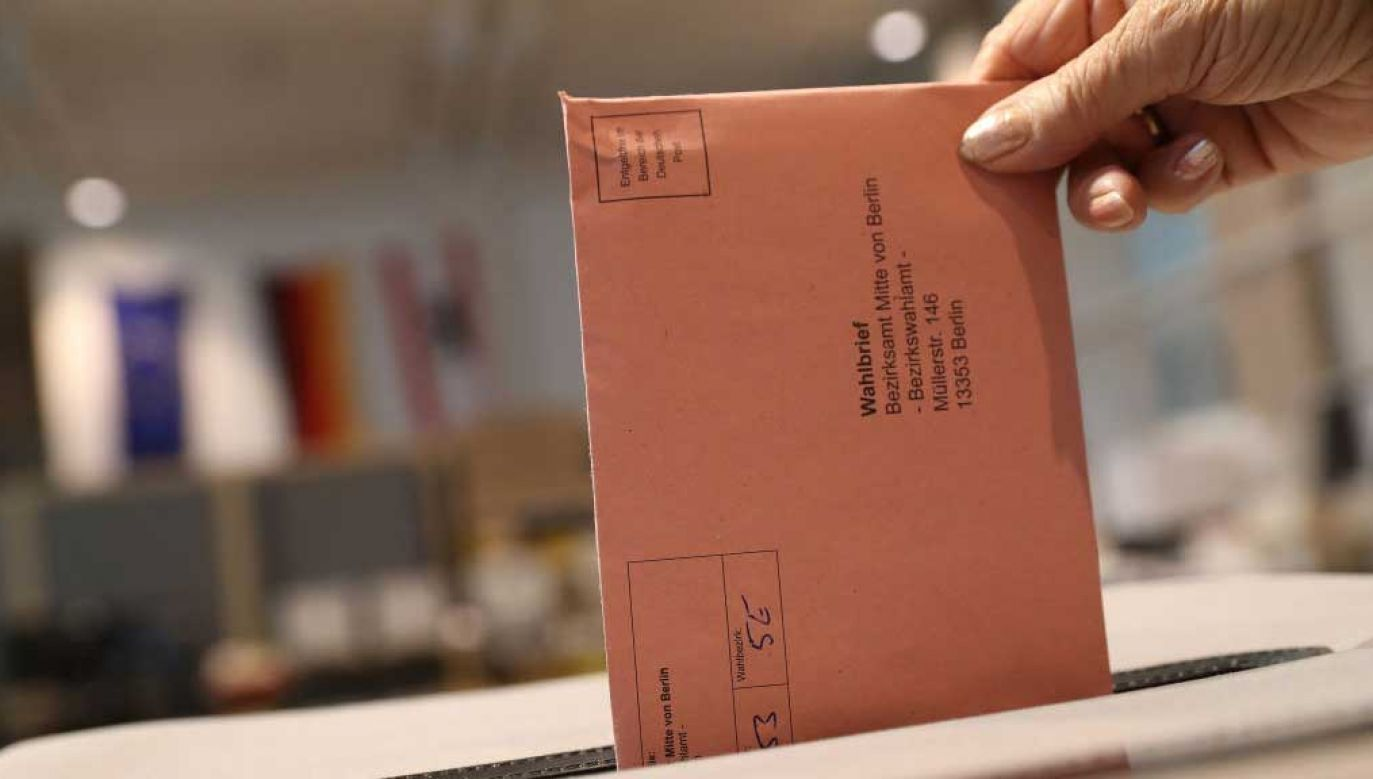 Wybory parlamentarne w Niemczech odbędą się w najbliższą niedzielę (fot. Sean Gallup/Getty Images)