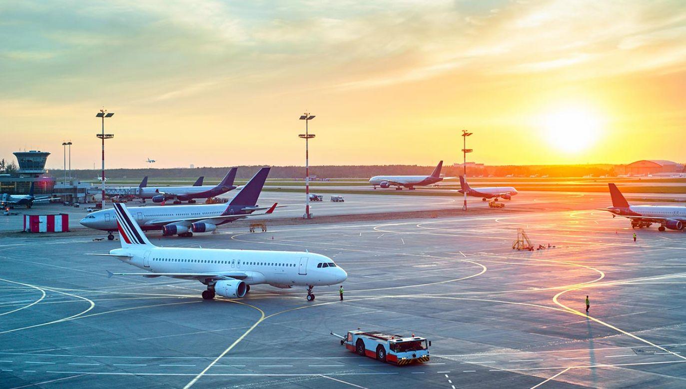 Światowa Organizacja Turystyki Narodów Zjednoczonych odnotowała ogromny spadek w podróżach międzynarodowych (fot. Shutterstock/joyfull)