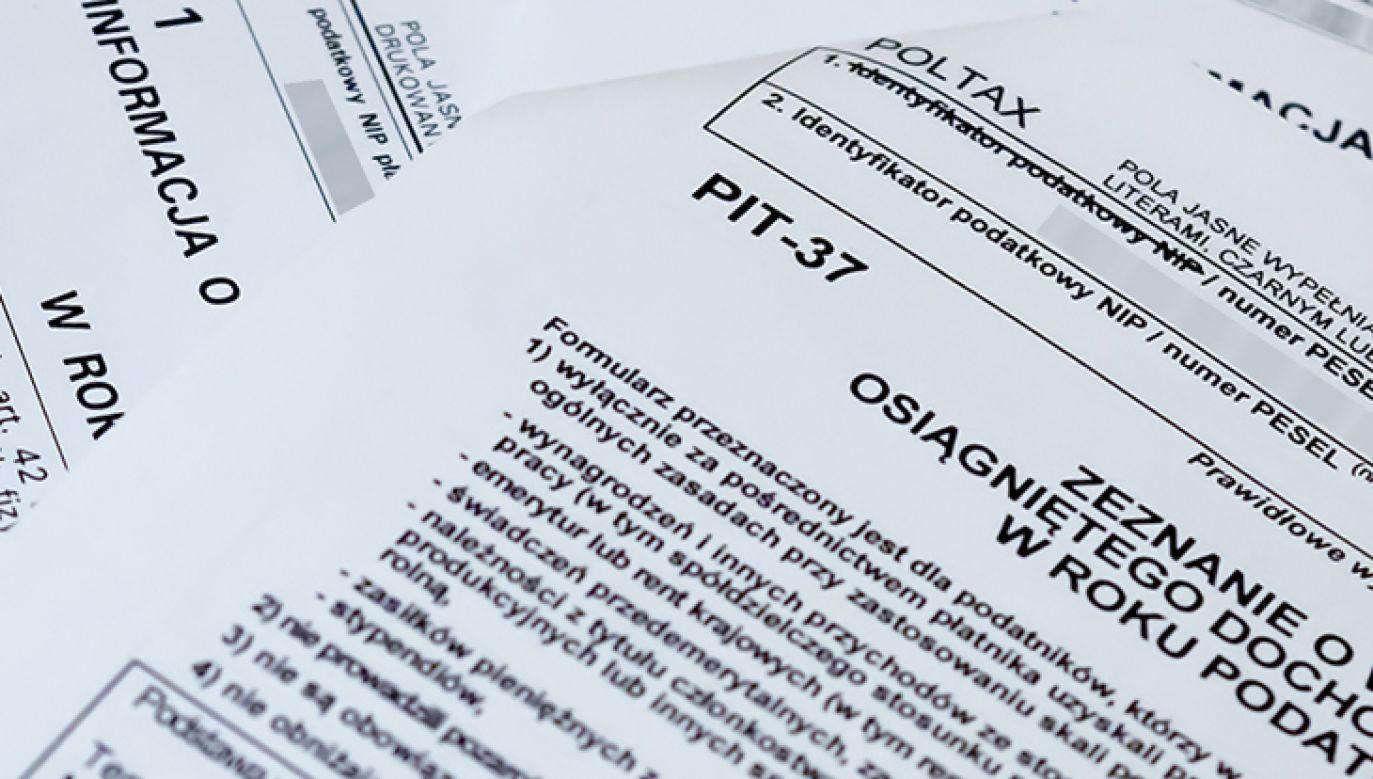 Zerowy podatek PIT dla pracowników do 26. roku życia to jeden z projektów z tzw. nowej piątki PiS  (fot. Paweł Chrabąszcz/TVP)