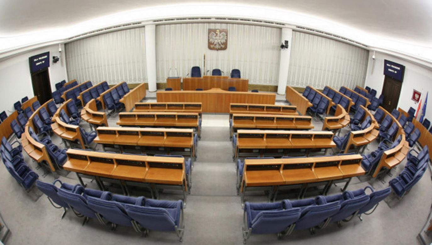 Senatorowie wysłuchają też informacji o działalności RPO w 2018 r. (fot. Senat RP)