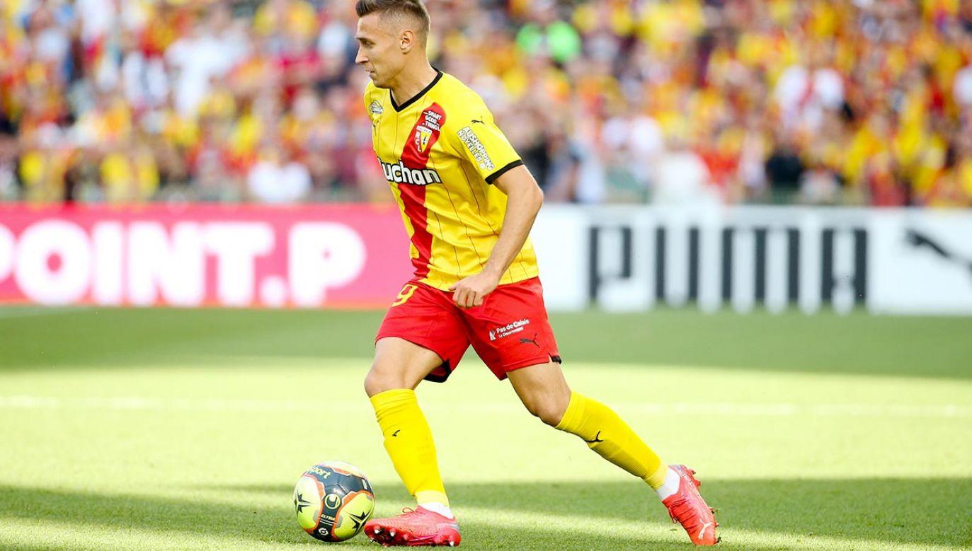 Przemysław Frankowski wybrany do jedenastki kolejki Ligue 1 (fot. John Berry/Getty Images )