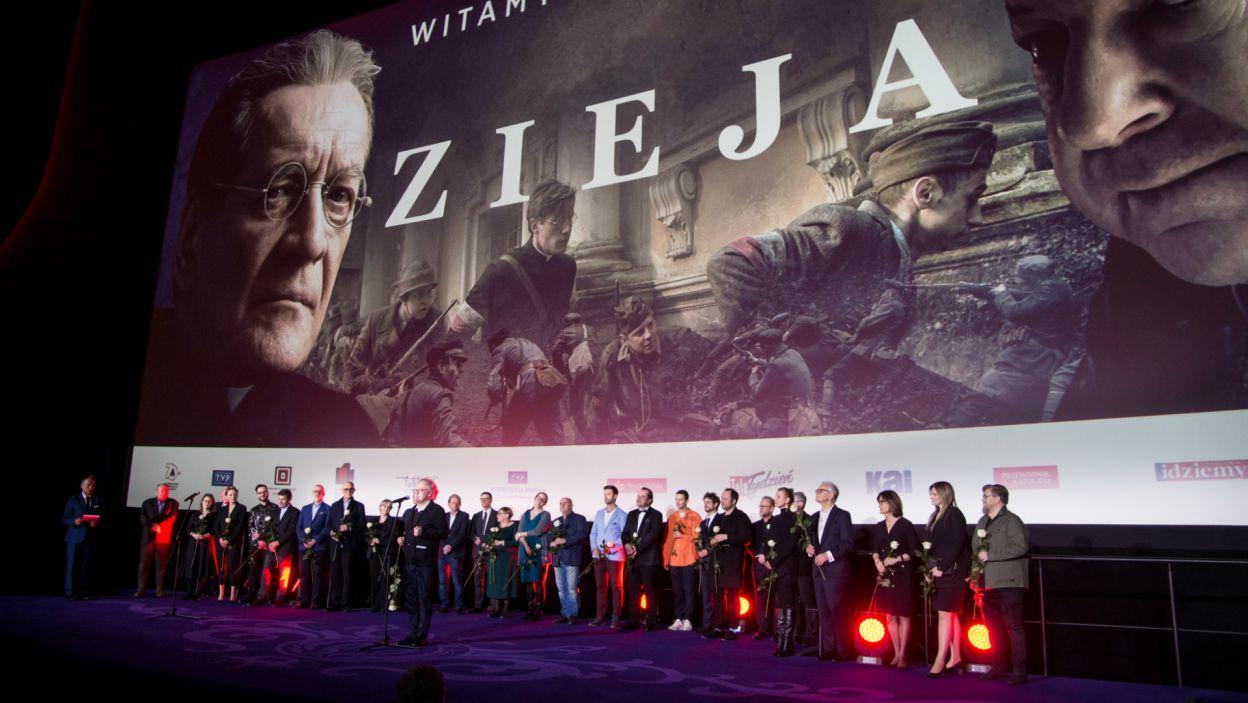 Polską i światową premierę kinową zaplanowano na 13 marca 2020 roku (fot. Jan Bogacz)