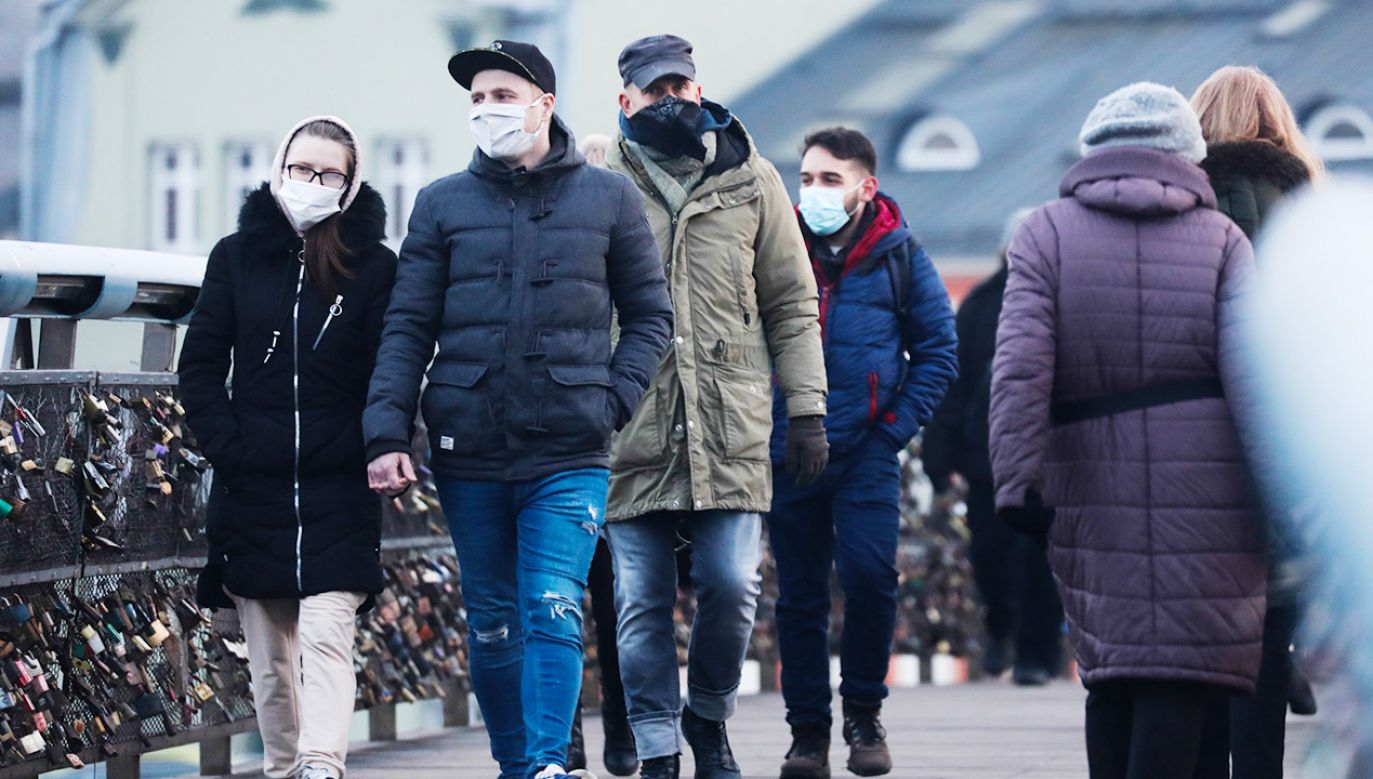 Zdaniem eksperta wiele zależy od zachowania ludzi (fot. Jakub Porzycki/NurPhoto via Getty Images)