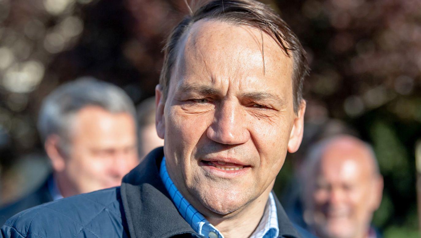 Sikorski obarczył już winą za morderstwa, których nie dokonano (fot. arch.PAP/Tytus Żmijewski)