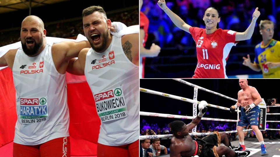 Czwartek w TVP: pojedynek Bukowiecki vs. Haratyk w Orlen TVP Sport Cup, losowanie Euro 2020 piłkarek ręcznych, Ring