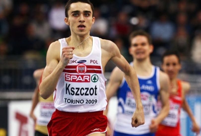 Adam Kszczot – bieg na 800 m (fot. Getty Images)