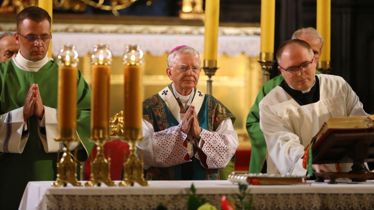 Arcybiskup Marek Jędraszewski (fot. PAP/Art Service)