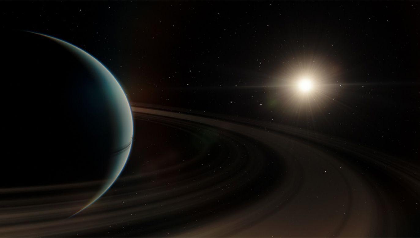 Gwiazda układu BD+14 4559 jest widoczna z Ziemi (fot. Wiki 4.0/MarioProtIV)