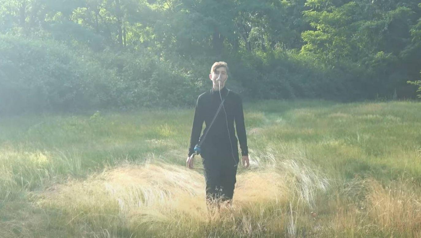 Lex Szymczyk inspiruje się filmami Christophera Nolana (fot. YT/Thunderscape+Films)