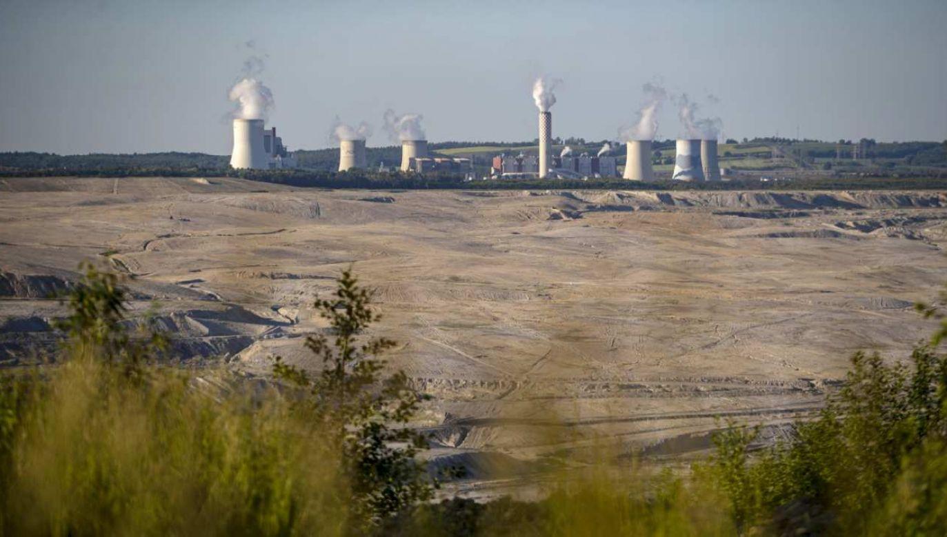Polsko-czeski spór o Turów ciągle nierozwiązany (fot. PAP/EPA/MARTIN DIVISEK)