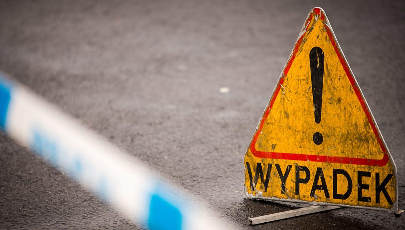 Kierowca mercedesa miał prawie promil alkoholu w wydychanym powietrzu (fot. arch.PAP/Tytus Żmijewski)