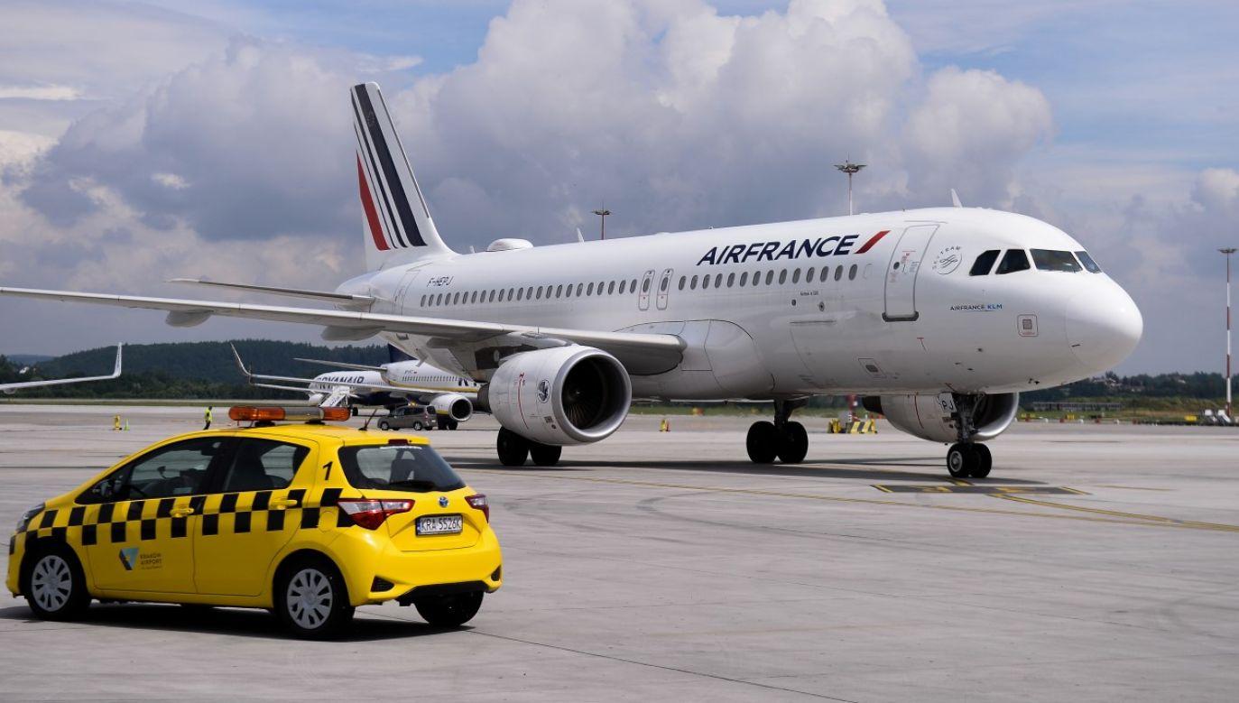 """Na bilecie pojawi sięinformacja """"Ready to fly"""" (fot. Omar Marques/Getty Images)"""