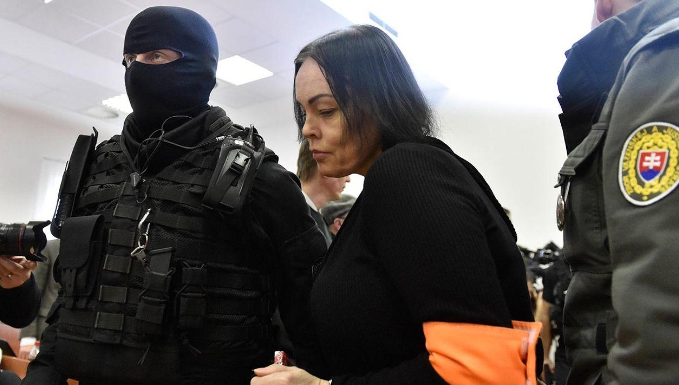 Bezpośredni zabójca burmistrza został skazany na 25 lat więzienia (fot. PAP/CTK Photo/Vaclav Salek)