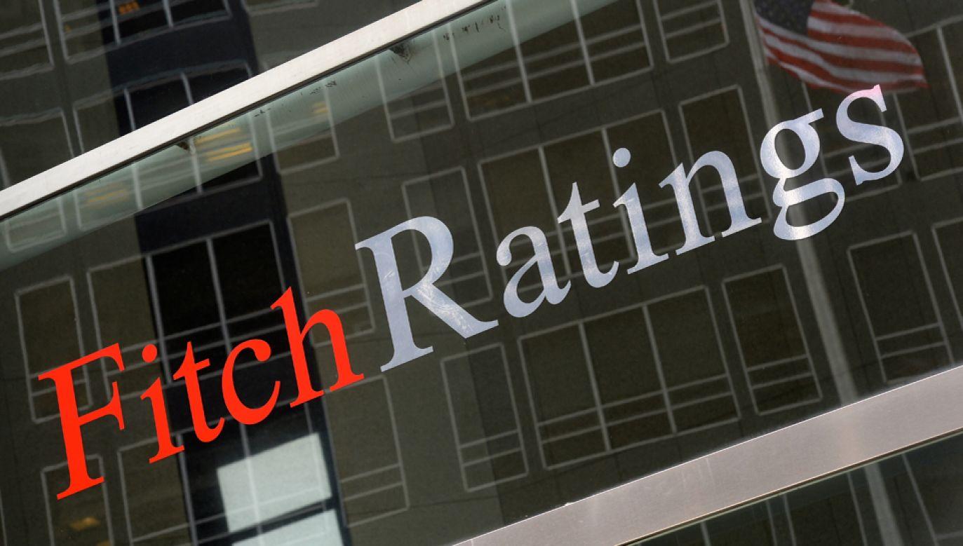 Fitch utrzymał rating Polski na poziomie A- (fot. Cem Ozdel/Anadolu Agency/Getty Images)