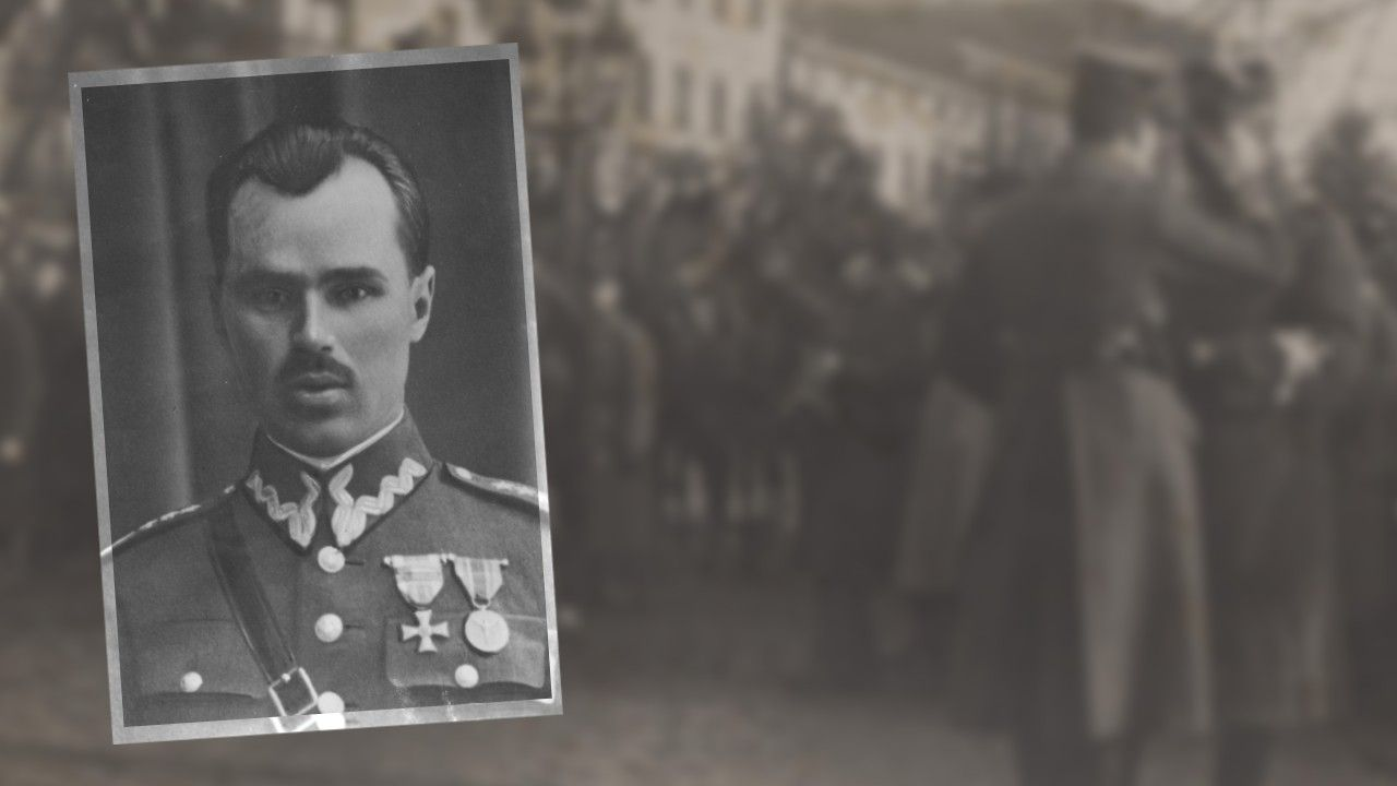 Piotr Demkowski szpiegował dla ZSRR (fot. IPN/NAC)