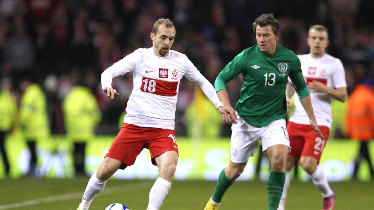 Adrian Mierzejewski zagrał41 spotkań w reprezentacji Polski (fot. Reuters/Action Images)