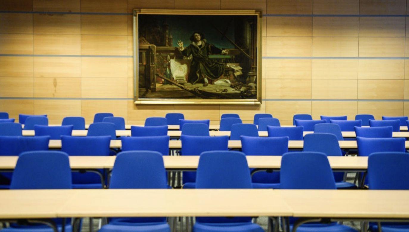Ministerstwo jest w kontakcie z konferencjami rektorów różnych typów uczelni (fot. Omar Marques/Getty Images)