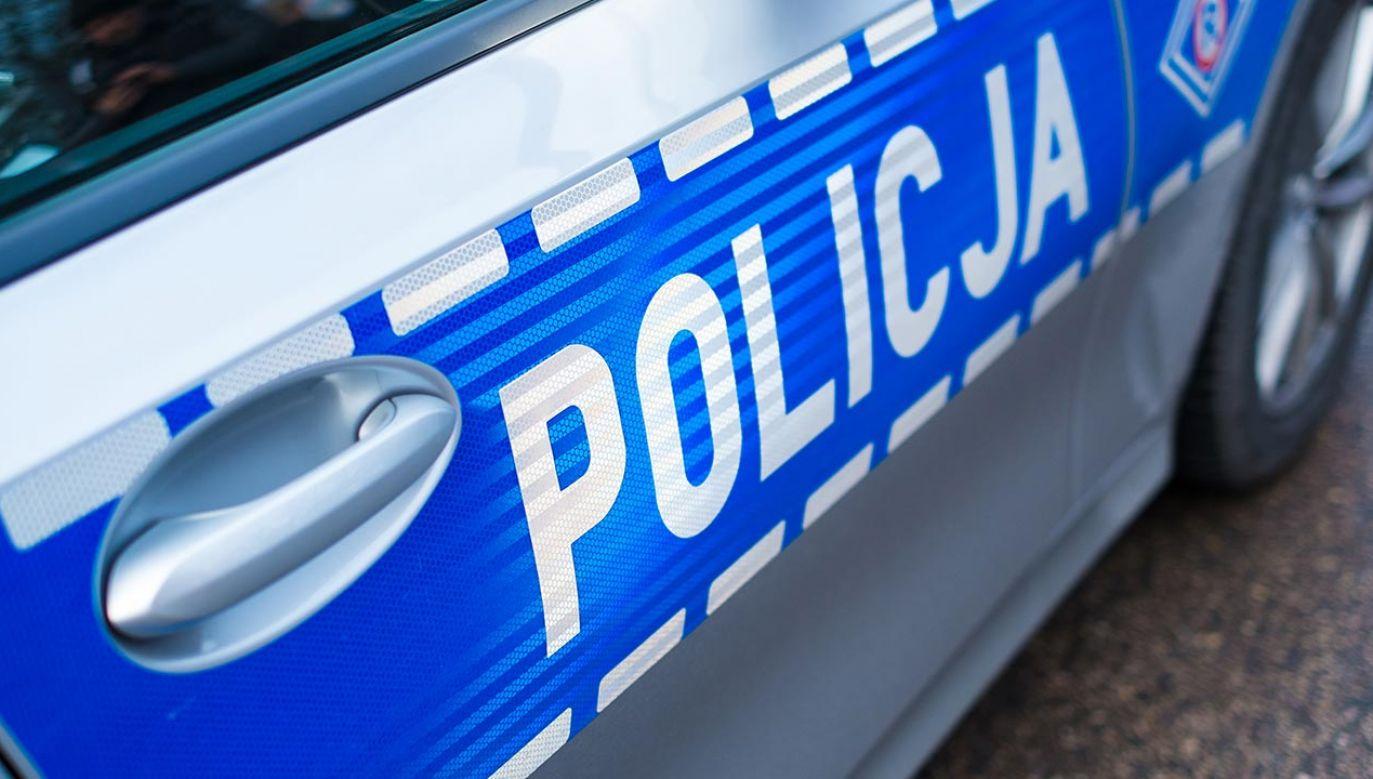 Do centrum Tomaszowa Mazowieckiego skierowano policyjny patrol (fot. Shutterstock/Soft Light)
